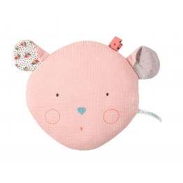 Moligh doll Cuscino Un Forma di Macaron Cuscino Tondo nel Peluche Cuscino Creativo nel Peluche Cuscino per Bambola con Cuscino